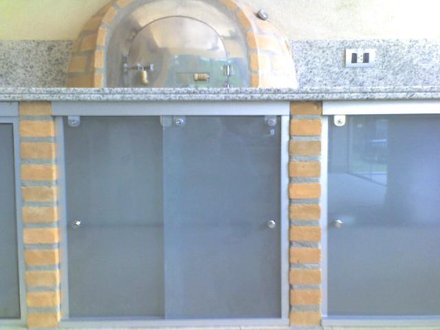 Monumetal Esquadrias de Alumínio e Vidraçaria em Aracaju  Sergipe -> Armario De Banheiro Feito De Tijolo De Vidro